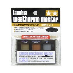 Tamiya 89959 Weathering Master For Japanese Navy Ships