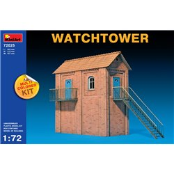 Miniart 72025 1/72 WATCHTOWER