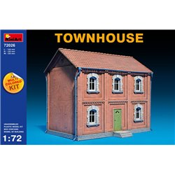 Miniart 72026 1/72 TOWNHOUSE