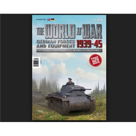 IBG Models WaW002 1/72 German Forces And Equipment 1939-45