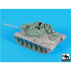 Black Dog T72108 1/72 M 48 Vietnam war accessories set - Italeri