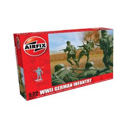 AIRFIX A00705 1/72 WWII German Infantry