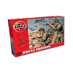 AIRFIX A00751 1/72 WWII U.S. Paratroops