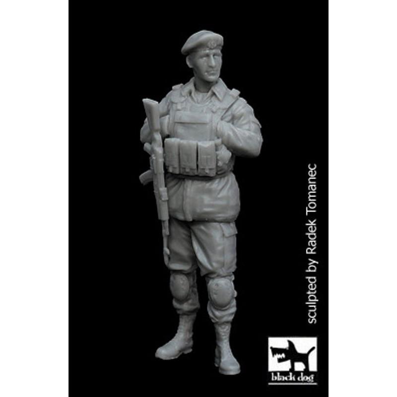 "HELLER 80764 1/24 Renault 4CV ""Pie"""