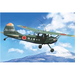 "RODEN 627 1/32 Cessna L-19/O-1 Bird Dog ""Asian Service"""