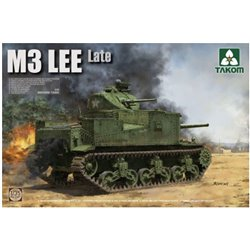 Takom 2087 1/35 US Medium Tank M3 Lee (Late)