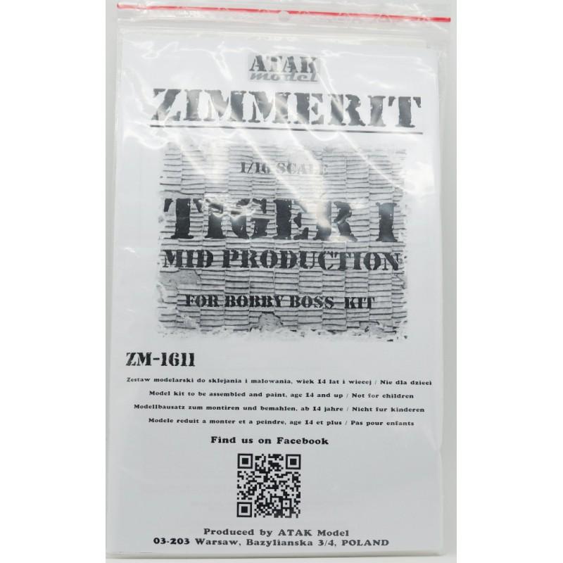 AIRFIX A01315 1/76 WWI Male Tank Mk.I