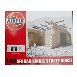 AIRFIX A75010 1/48 Afghan Single Storey House