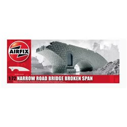 AIRFIX A75012 1/72 Narrow Road Bridge - Broken Span