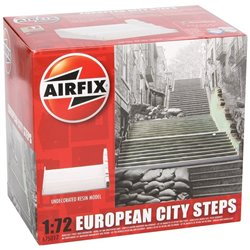 AIRFIX A75017 1/72 Undecorated European City Steps