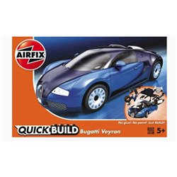 AIRFIX J6008 Quick Build Bugatti Veyron