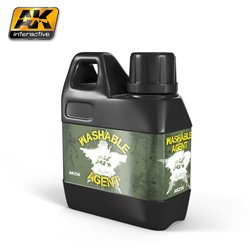 AK Interactive AK236 WASHABLE AGENT