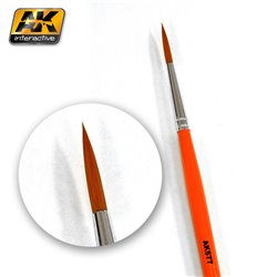 AK Interactive AK577 FINE LONG WEATHERING BRUSH