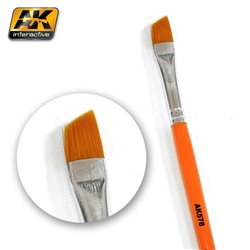 AK Interactive AK578 DIAGONAL WEATHERING BRUSH