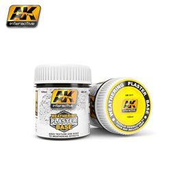 AK Interactive AK617 WEATHERING PLASTER BASE 100ml