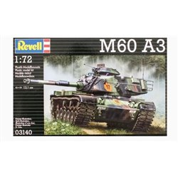 Revell 03140 1/72 M60 A3