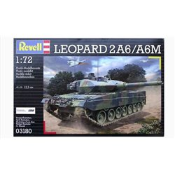 Revell 03180 1/72 Leopard 2A6/A6M