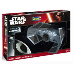 REVELL 03602 1/121 Darth Vader's TIE Fighter
