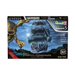 Revell 05699 1/72 Black Pearl Limited Edition