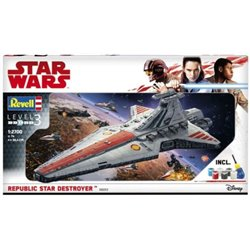 Revell 06053 1/2274 Star Wars Republic Star Destroyer