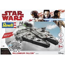 REVELL 06765 1/164 Star Wars Millennium Falcon