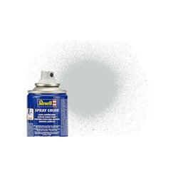Revell 34371 Light Gray Silk Semi-Gloss Spray 100ml