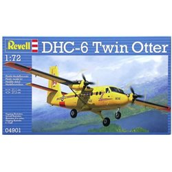 Revell 04901 1/72 DHC-6 Twin Otter