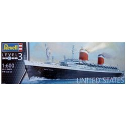 Revell 05146 1/601 SS United States