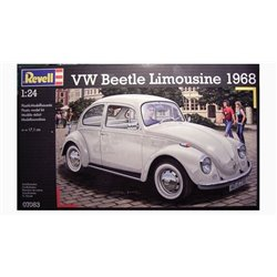 Revell 07083 1/24 VW Beetle Limousine 1968