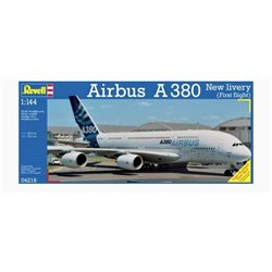 Revell 04218 1/144 Airbus A380 New livery (First flight)