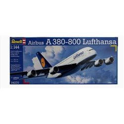 Revell 04270 1/144 Airbus A380-800 Lufthansa