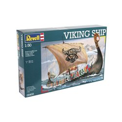REVELL 05403 1/100 Viking Ship