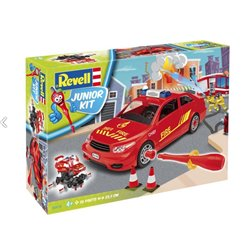 Revell 00810 1/20 Junior Kit Fire chief car