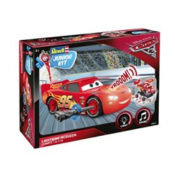 Revell 00860 1/20 Junior Kit Lightning McQueen