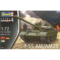 Revell 03306 1/72 T-55 AM/AM2B