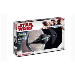Revell 03612 1/257 Star Wars Sith Infiltrator