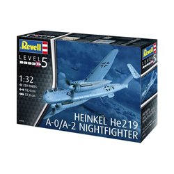 Revell 03928 1/32 Heinkel He 219 A-0 / A-2 Nightfighter
