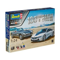 Revell 05738 1/24 Gift-Set 100 Years BMW
