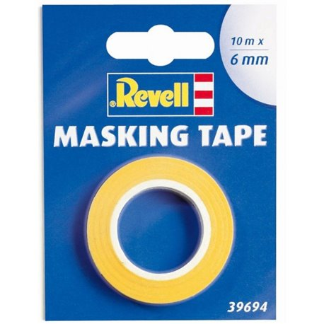 Revell 39694 Collant de Masquage - Masking Tape 6 mm x 10m