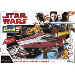 Revell 06759 1/44 Star Wars Resistance A-Wing Fighter