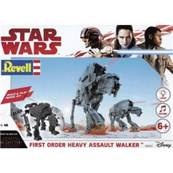 Revell 06761 1/164 Star Wars First Order Heavy Assault Walker