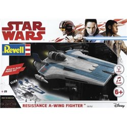 Revell 06762 1/44 Star Wars Resistance A-Wing Fighter