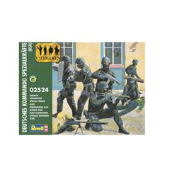 Revell 02524 1/72 German Commando Special Forces (KSK)