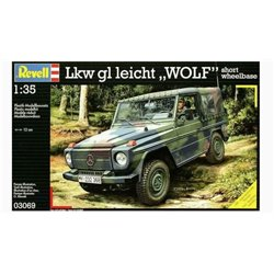 "Revell 03069 1/35 Lkw gl leicht ""Wolf"" short wheelbase"