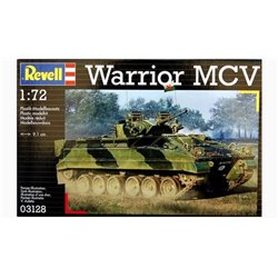 Revell 03128 1/72 Warrior MCV