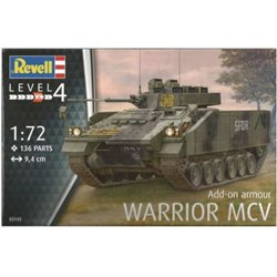 Revell 03144 1/72 Add-on armour Warrior MCV