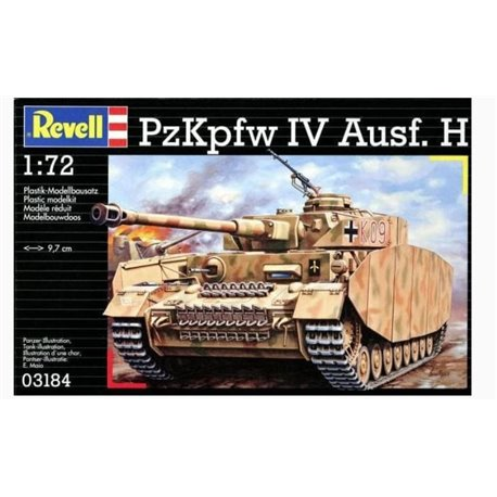 Revell 03184 1/72 PzKpfw. IV Ausf. H