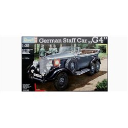 "Revell 03235 1/35 German Staff Car ""G4"""