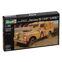 "Revell 03246 1/35 British 4x4 Off-Road Vehicle ""Series III (109""/LWB)"""