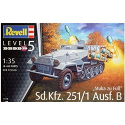 "Revell 03248 1/35 ""Stuka zu Fuß"" Sd.Kfz. 251/1 Ausf. B"